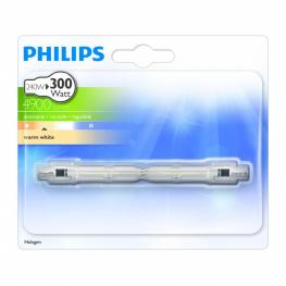 Bombilla Halógena Philips Ecohalo 118Mm 240W R7S
