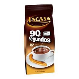 Cacao A la Taza En Polvo Lacasa Sin Gluten 350 G