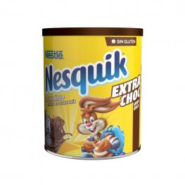 Cacao Soluble Instantáneo Nestlé Nesquik Sin Gluten 390 G.