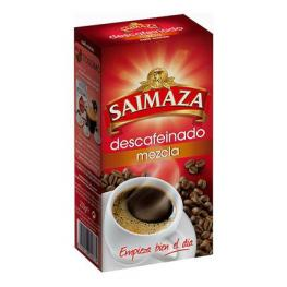 Café Molido Mezcla Descafeinado Saimaza 250 G.
