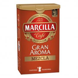 Café Molido Mezcla Gran Aroma Marcilla 250 G.