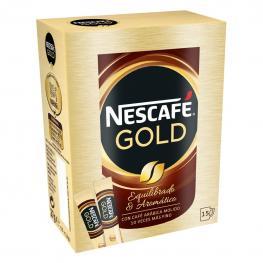 Café Soluble En Sobres Nescafé Gold 15 Unidades de 1,8 G.