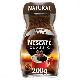Café Soluble Natural Classic Nescafé 200 G.