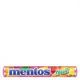 Caramelos Fruit Mentos 38 G.