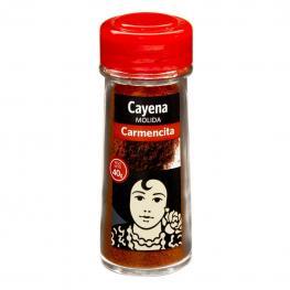 Cayena Molida Carmencita 40 G.