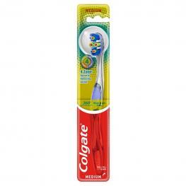 Cepillo Dental 360° Advanced Medio Colgate 1 Ud.