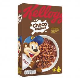 Cereales de Arroz Con Chocolate Choco Krispies Kellogg'S 450 G.