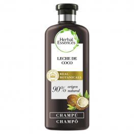 Champú Hidrata Leche de Coco Renew Ecológico Herbal Essences 400 Ml.