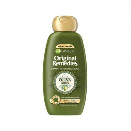 Champú Nutritivo Con Aceite de Oliva Virgen Original Remedies 300 Ml.