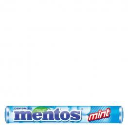 Chicles Sabor Menta Mentos 38 G.