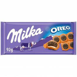 Chocolate Con Leche Con Galleta Oreo Milka 92 G.