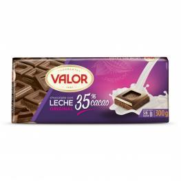 Chocolate Con Leche Valor Sin Gluten 300 G.