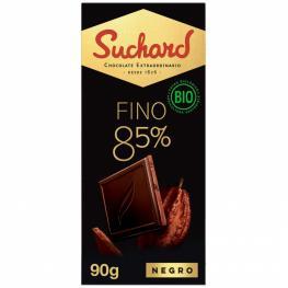 Chocolate Negro 85% Ecológico Suchard 90 G.