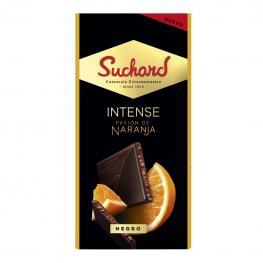 Chocolate Negro Naranja Intenso Suchard 100 G.