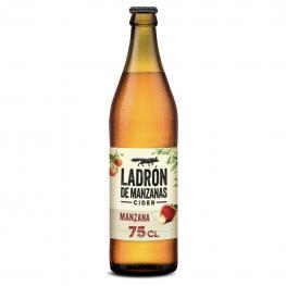 Cider Ladrón de Manzanas 75 Cl.