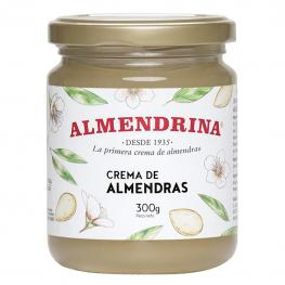 Crema de Almendras Almendrina 300 G.