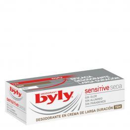 Desodorante En Crema Sensitive Seda Byly