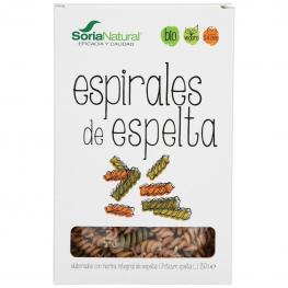 Espirales de Espelta Ecológicas Soria Natural 250 G.