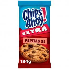Galletas Con Extra Pepitas de Chocolate Chips Ahoy 184 G.