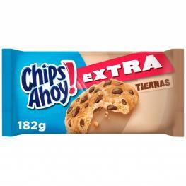 Galletas Con Pepitas de Chocolate Extra Tiernas Chips Ahoy 182 G.