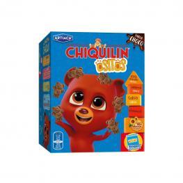 Galletas de Cereales Con Chocolate Ositos Chiquilín 160 G.
