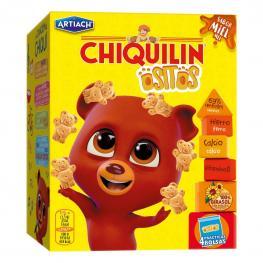 Galletas de Cereales Con Miel Ositos Chiquilín 160 G.