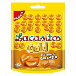 Grageas de Chocolate de Caramelo Lacasitos Lacasa Sin Gluten 125 G.
