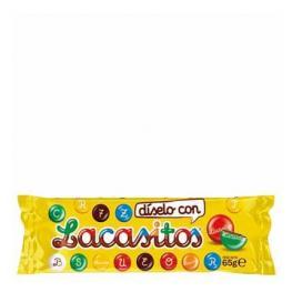 Grageas de Chocolate Lacasitos Lacasa 65 G.
