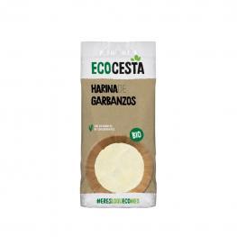 Harina de Garbanzos Ecológica Ecocesta 500 G.