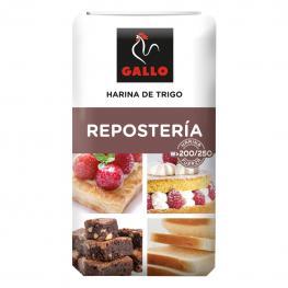 Harina de Trigo Para Repostería Gallo 1 Kg.