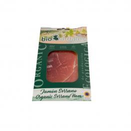 Jamón Curado Ecológico Biobardales Sin Gluten 100 G.
