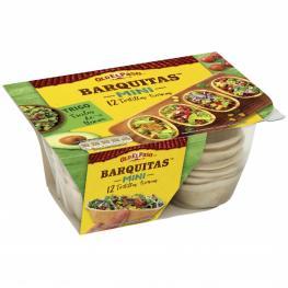 Mini Barquitas Mexicanas Old el Paso 12 Ud.