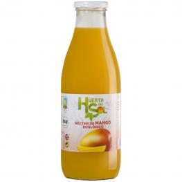 Néctar de Mango Ecológico Huerta del Sol Botella 1 L.
