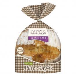 Pan Payes Airos Sin Gluten 450 G.