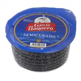 Queso Semicurado Mezcla Mini García Baquero Pieza 930 G