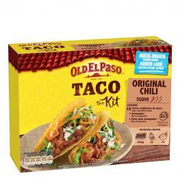 Taco Kit Old el Paso 273 G.