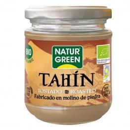 Tahin Tostado Ecológico Naturgreen Sin Gluten y Sin Lactosa Tarro 300 G.