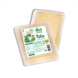 Tofu Fresco Al Estilo Japones Ecológico Ecocesta 380 G.