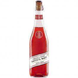 Vino Lambrusco Rosado Amabile Dell' Emilia Bautista Marti 75 Cl.