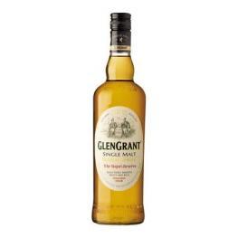 Whisky Glen Grant Escocés Reserva 70 Cl.