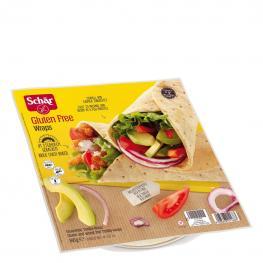 Wraps Schär Sin Gluten 160 G.
