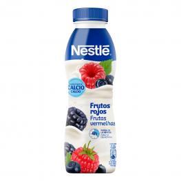Yogur Líquido de Frutos Rojos Nestlé 350 G.