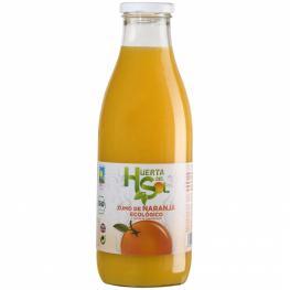Zumo de Naranja Ecológico Huerta del Sol Botella 1 L.
