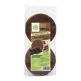 Tortas de Arroz Chocolate Con Leche 100Gr
