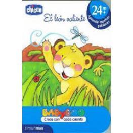Libro Chicco Leon Valiente 24M+