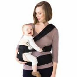 Baby Carrier  360 Ergobaby Black Camel