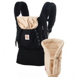 Pack Evolutivo Original Ergobaby Black Camel