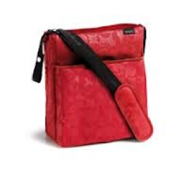 Bolso Harvard Rojo