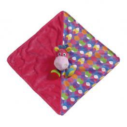 Mantita Clip Clop Rosa
