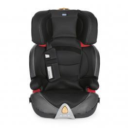 Silla Auto Oasys 2-3 Fixplus Evo Jet Black